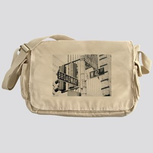 NY Broadway Times Square - Messenger Bag