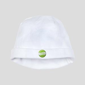 Vegan Bottlecap baby hat