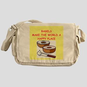 bagels Messenger Bag