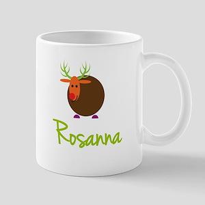 Rosanna the Reindeer Mug