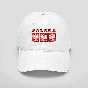 Polska Eagle Shields Cap