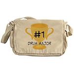 Drum Major Band Award Messenger Bag