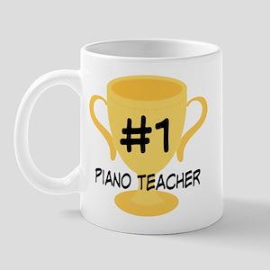 Piano Teacher Award Mug