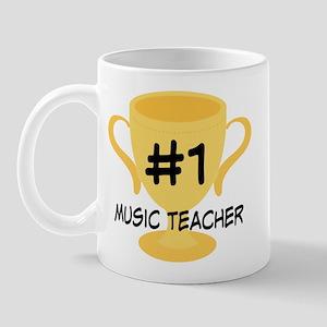 Music Teacher Award Gift Mug