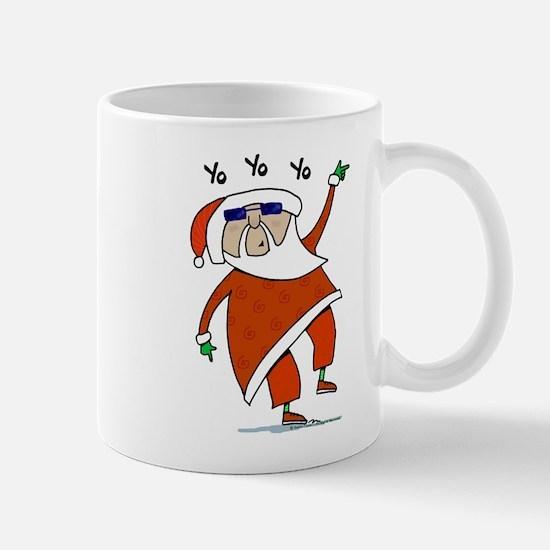 Hip Santa Mug