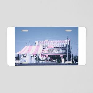 Circus Circus Las Vegas Aluminum License Plate