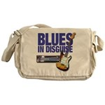 Blues in Disguise Messenger Bag