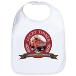 Lucky Timber Logging Co Bib