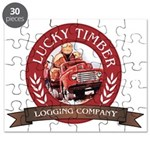 Lucky Timber Logging Co Puzzle
