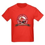 Lucky Timber Logging Co Kids Dark T-Shirt