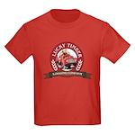 Lucky Timber Logging Co Kids Dark T-Shirt