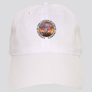 "Veteran Of The United States ""National Guard"" Cap"