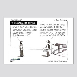 The Paperless Office Postcards (Package of 8)