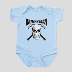 Handyman Skull Infant Bodysuit