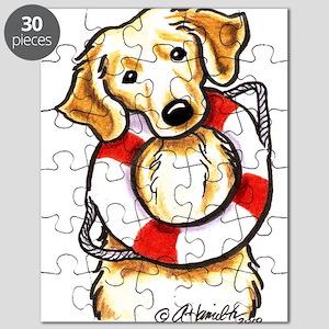 Golden Retriever Rescue Puzzle