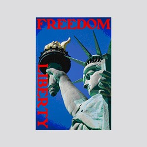 FREEDOM & LIBERTY™ Rectangle Magnet