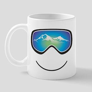 Happy Skier/Boarder Mug