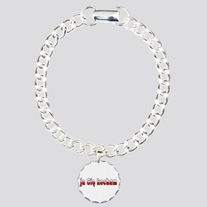 ja cie kocham - I Love You Charm Bracelet, One Cha