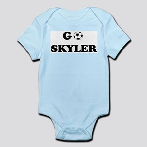 Go Names (Letters O-T) Infant Creeper