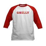 Shelly Kids Baseball Jersey