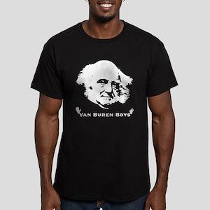Van Buren Boys Men's Fitted T-Shirt (dark)