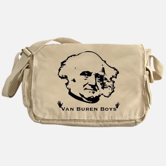 Van Buren Boys Messenger Bag