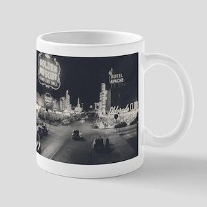 Vintage Downtown Las Vegas Mug