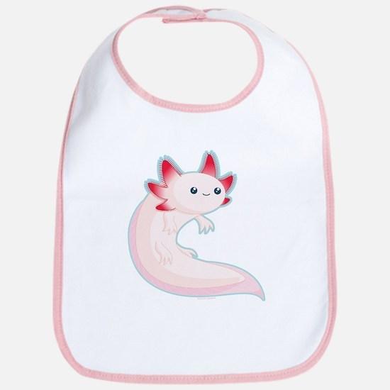 Axolotl Bib