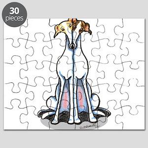 Greyhound Lover Puzzle