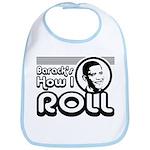 Obama - Barack's How I Roll Bib