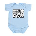 Obama - Barack's How I Roll Infant Bodysuit