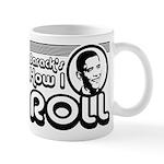Obama - Barack's How I Roll Mug