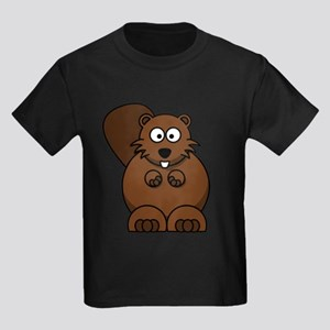 Beaver Kids Dark T-Shirt