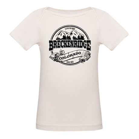 Breckenridge Old Circle 3 Organic Baby T-Shirt