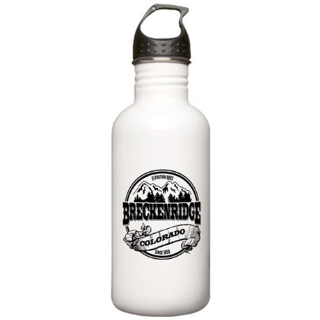 Breckenridge Old Circle 3 Stainless Water Bottle 1