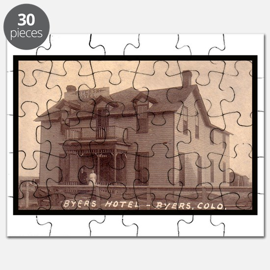 Byers Hotel Puzzle