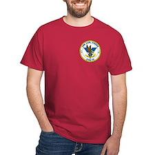 2-Sided Carl Vinson Dark T-Shirt