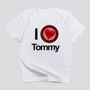 I Love Tommy Brothers & Sisters Infant T-Shirt