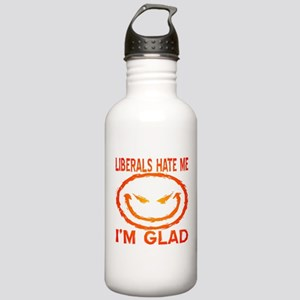 Liberals Hate Me Stainless Water Bottle 1.0L