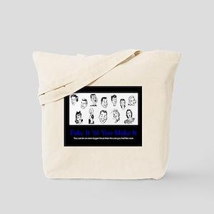Fake It til You're The Fake Tote Bag