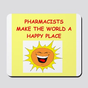 pharmacists Mousepad