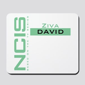 NCIS Ziva David Mousepad