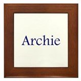 Archie Framed Tiles