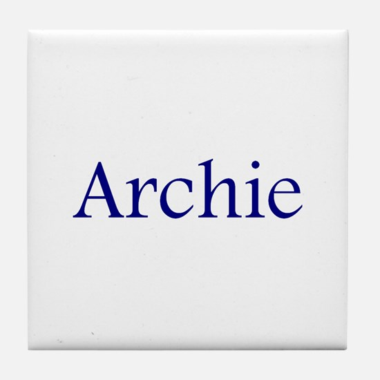 Archie Tile Coaster