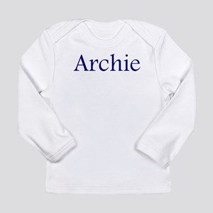 Archie Long Sleeve Infant T-Shirt