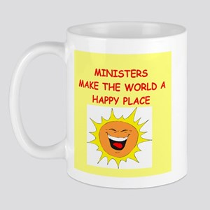 minister Mug