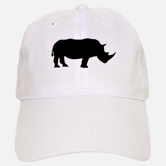 Rhino Baseball Baseball Cap