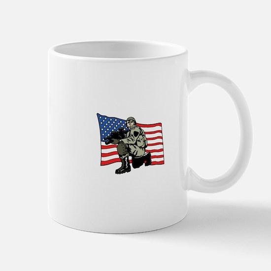 Cute Kneel Mug