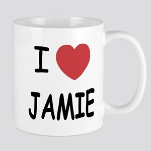 I heart jamie Mug