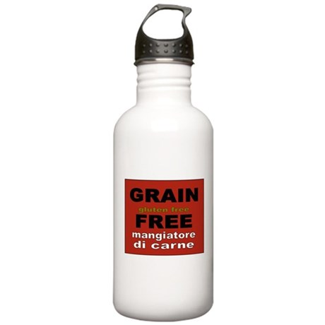 Grain Free-uomo Stainless Water Bottle 1.0L
